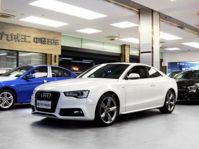 2016年9月 奥迪 奥迪A5(进口) 改款 Coupe 35 TFSI 进取型图片