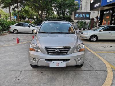 起亚 索兰托  2006款 3.8L 汽油舒适版