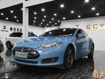 2015年10月 特斯拉 Model S  Model S 85圖片