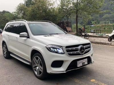 2019年9月 奔驰 奔驰GLS(进口) 改款 GLS 350d 4MATIC图片