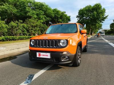 2019年2月 Jeep 自由侠 180T 自动动能版+图片