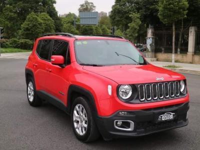2018年7月 Jeep 自由侠  180T DCT高能版图片
