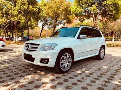 奔馳 奔馳GLK級  2012款 GLK 300 4MATIC 豪華型圖片