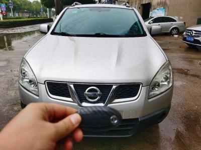日產 逍客  2011款 2.0XL 火 CVT 2WD