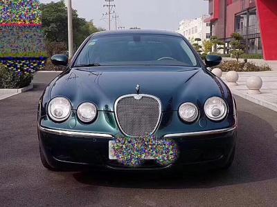 捷豹 S-Type  2006款 3.0動感典藏版