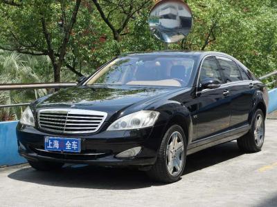 2009年5月 奔驰 奔驰S级(进口) S 600 L图片