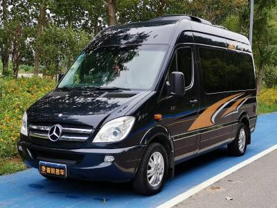 2014年11月 奔驰 奔驰Sprinter(进口) 增配版图片