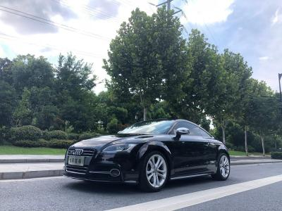 2011年10月 奥迪 奥迪TT(进口) TT Coupe 2.0TFSI quattro图片