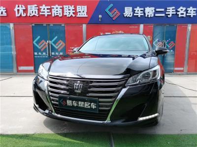 丰田 皇冠  2015款 2.0T 尊享版