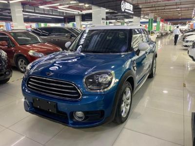 2018年9月 MINI COUNTRYMAN  1.5T COOPER ALL4图片