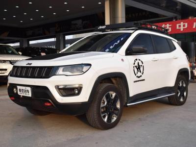 2017年9月 Jeep 指南者 200TS 自动高性能四驱版图片
