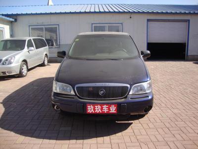 别克 GL8  2005款 陆尊 3.0L LT 豪华型图片