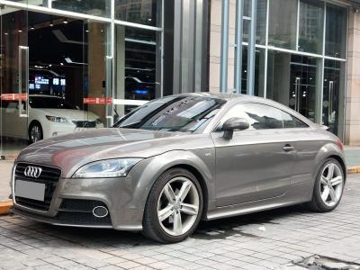 2013年11月 奥迪 奥迪TT(进口) TT Coupe 45 TFSI图片