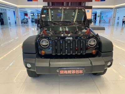 2013年6月 Jeep 牧马人(进口) 3.6L 两门十周年纪念版图片