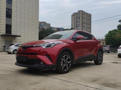 2019年6月 丰田 C-HR 2.0L 领先版图片