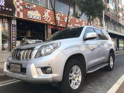 丰田 普拉多 4000 VX NAVI图片
