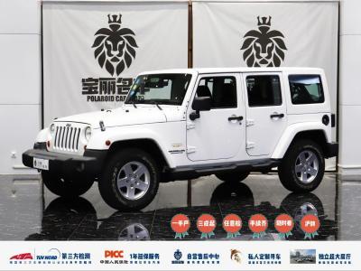 2012年3月 Jeep 牧马人(进口) 3.6L Sahara 四门版图片