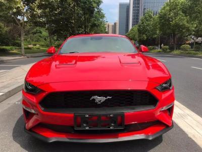 2020年6月 福特 Mustang  2.3L EcoBoost图片