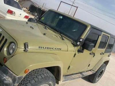 2013年5月 Jeep 牧马人(进口) 3.6L Sahara 四门版图片