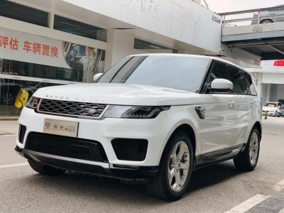 2018年6月 路虎 揽胜运动版新能源(进口) P400e图片