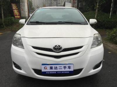 丰田 威驰  1.6 GLX-i