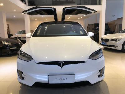 特斯拉 Model X 长续航版图片