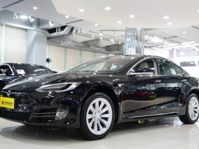 2018年10月 特斯拉 Model S Model S 75D 标准续航版图片