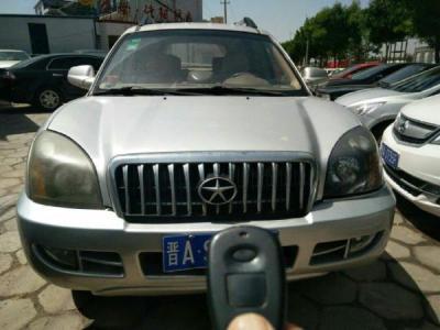 江淮 瑞鹰  2.0L 手动两驱豪华舒适型图片