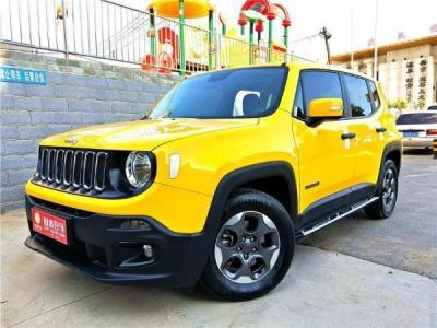 Jeep 自由侠 1.4T 自动动能版+