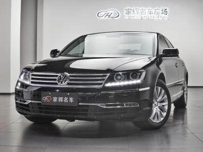 2012年4月 大众 辉腾(进口) 3.6L V6 5座加长商务版图片