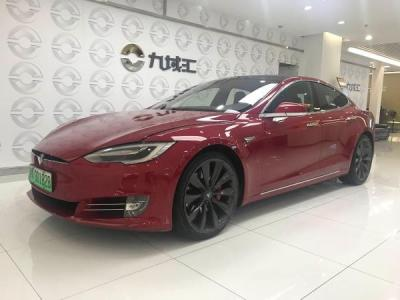2016年7月   特斯拉 Model S Model S P90D图片