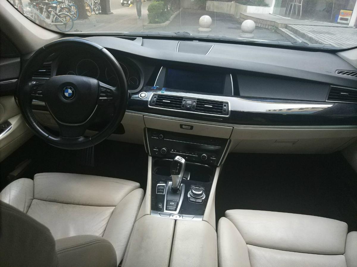 宝马 宝马5系GT  2010款 550i 豪华型图片