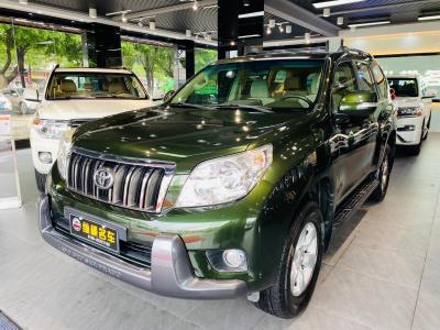 丰田 普拉多(进口) 中东版3000TXL柴油版图片