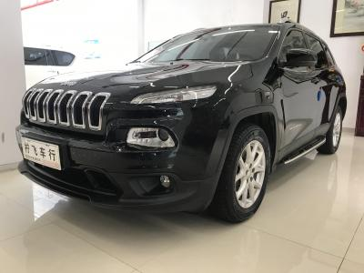 Jeep 自由光  2017款 2.0L 优越版