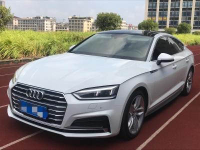 2019年6月 奥迪 奥迪A5(进口) Sportback 45 TFSI 时尚型图片