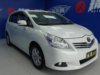 2011年8月 丰田 逸致 180G CVT豪华多功能版图片