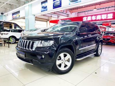 2011年11月 Jeep 大切诺基(进口) 改款 3.6L 豪华版图片