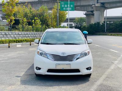 2014年4月 丰田 塞纳(进口) 3.5L 四驱L图片