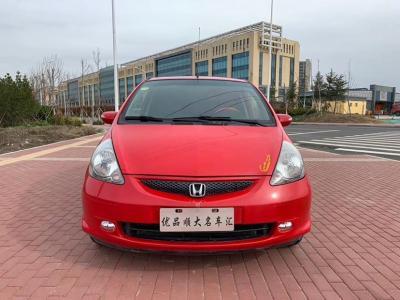 本田 飞度  2007款 1.5L CVT舒适版图片