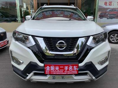 2018年7月 日产 奇骏  2.0L CVT舒适版 2WD图片