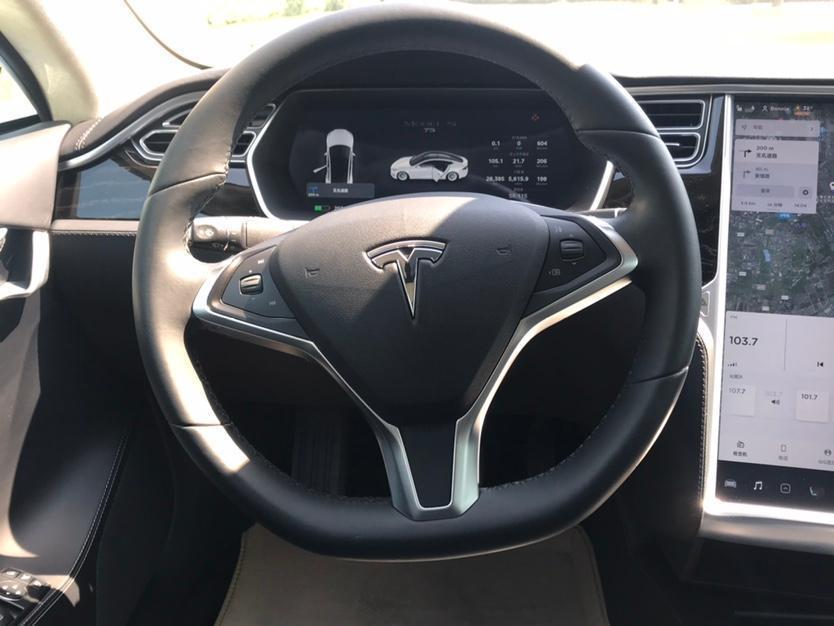 特斯拉 Model S  2016款 Model S 75图片