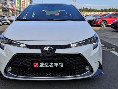 2019年6月 丰田 雷凌   185T CVT科技版 国VI图片