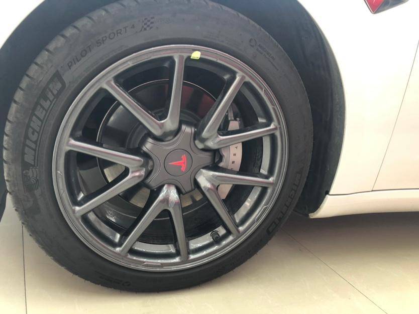 特斯拉 Model 3  2019款 长续航全轮驱动版图片