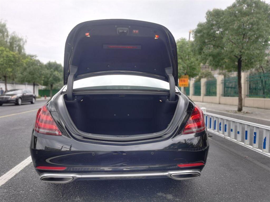 奔驰 奔驰S级  2019款 S 350 L 豪华型图片