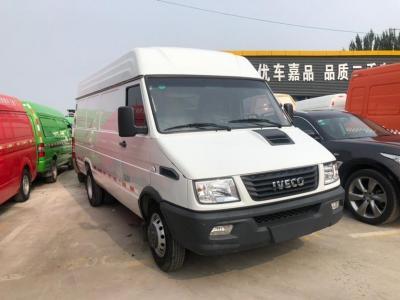 依维柯 得意  2020款 2.8T X45载货车双胎长轴3座国V