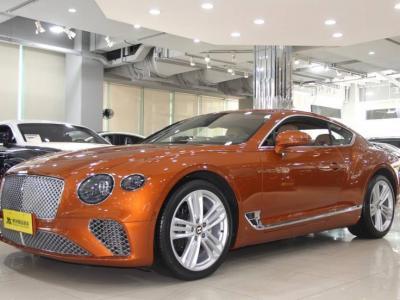 宾利 欧陆 6.0T GT W12图片