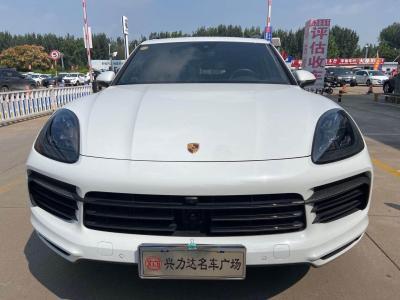 2018年6月 保时捷 Cayenne 保时捷 Cayenne 图片