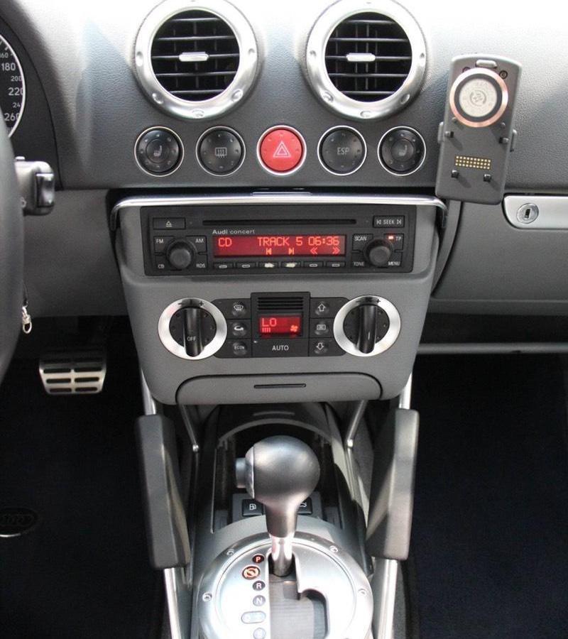 奥迪 奥迪TT  2004款 TT Coupe 3.2图片