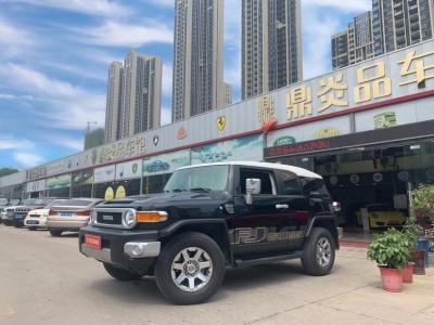 丰田 2019款 FJ 酷路泽FJ4.0L XTEME 八气 双油箱 JBL(迪拜)图片