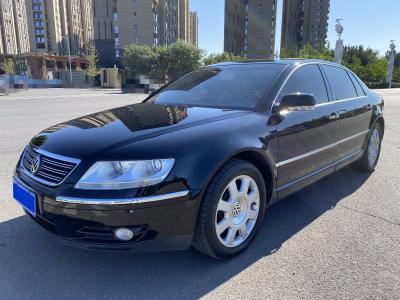 2007年7月 大众 辉腾(进口) 2005款 3.2L V6 5座豪华版图片